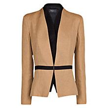 Mango Linen Jacket - Beige - £79.99