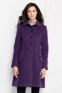 My dughter's coat - elegant and classic